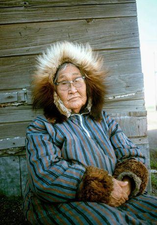 Inuitwoman